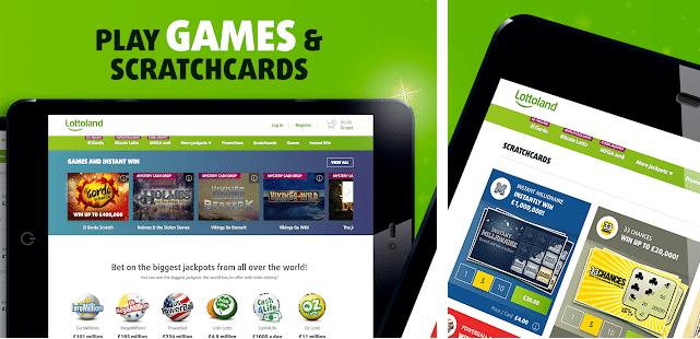 Lottoland app – 39869
