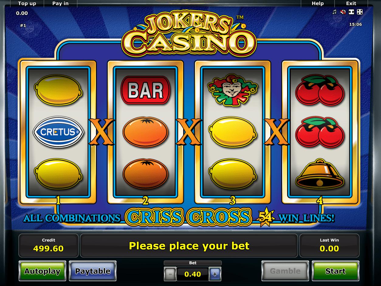 Joker Luck – 66257