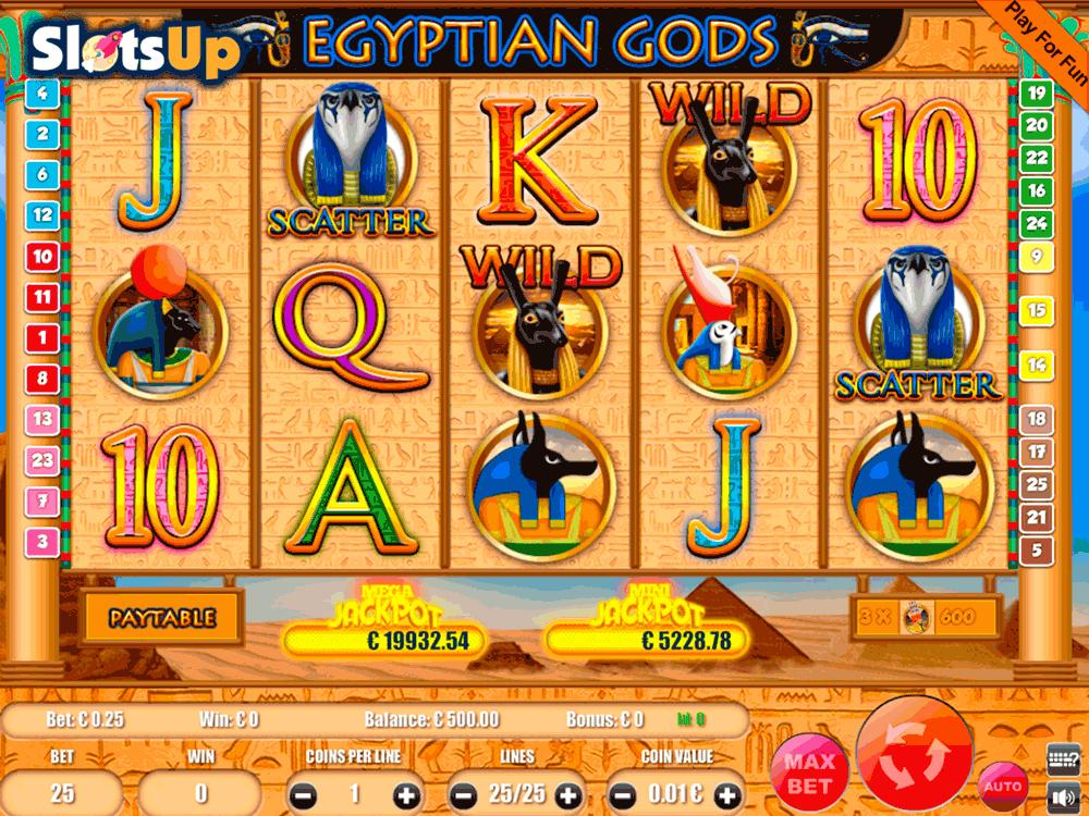 Egypt Gods Bonus – 41854