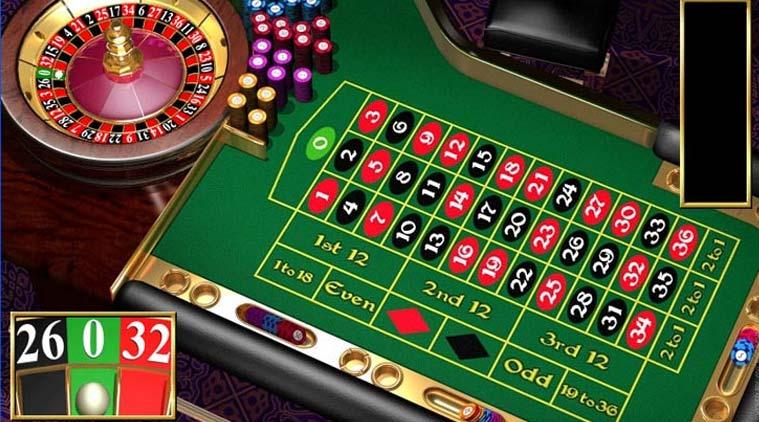 Europäisches Roulette – 69276