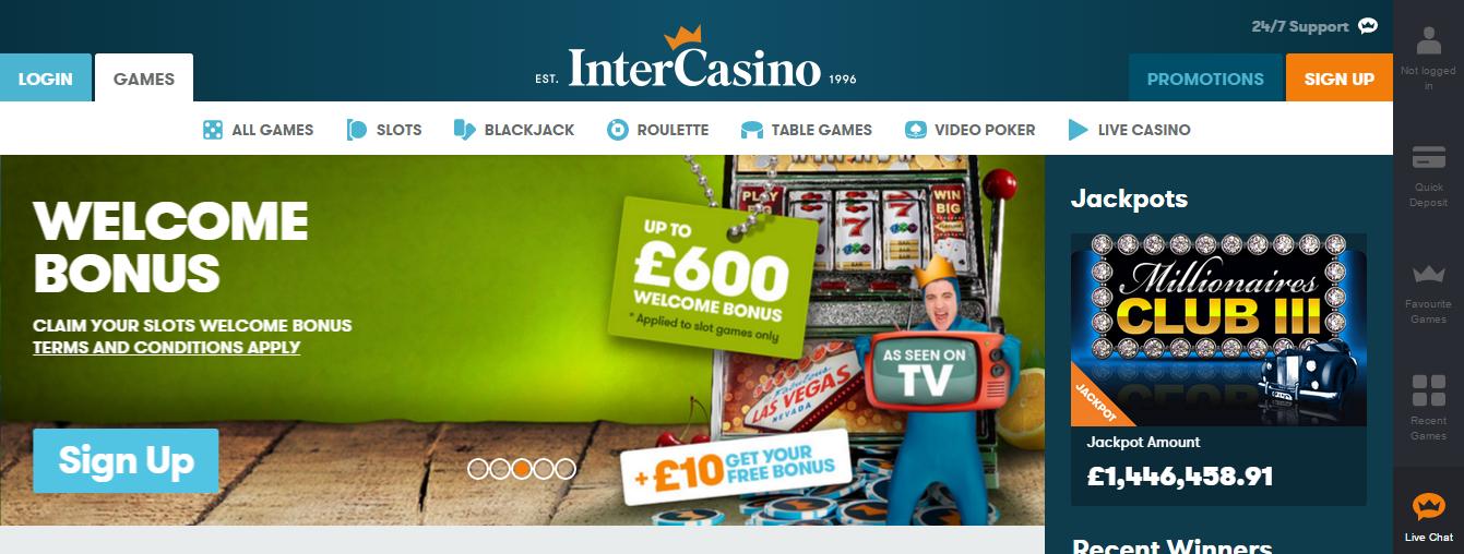 InterCasino Webbyslot Casino – 18271