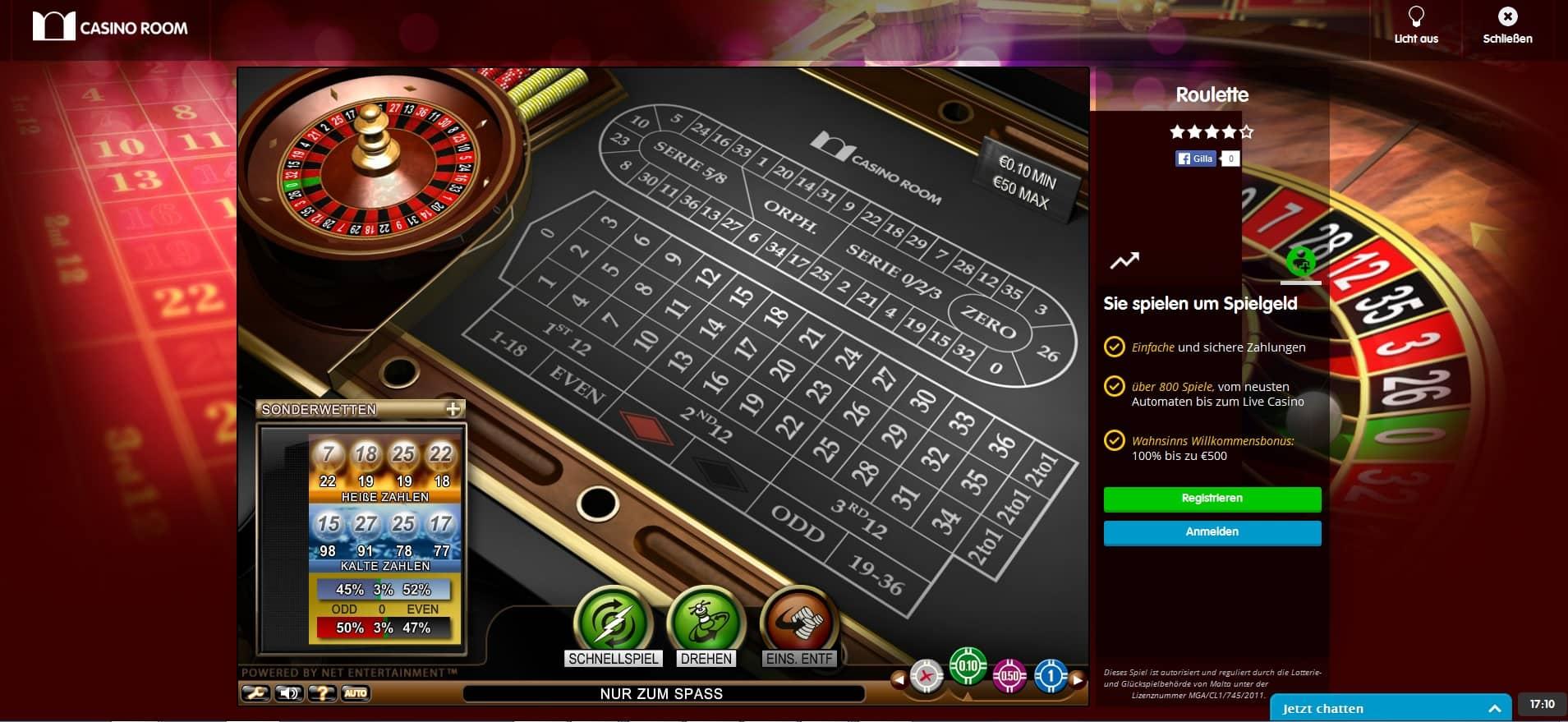 Live Casino Schweiz – 31363