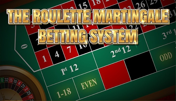 Martingale System – 12168