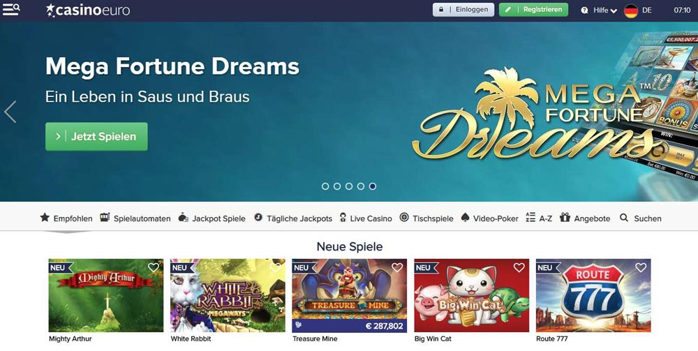 Neue online Casinos – 85130
