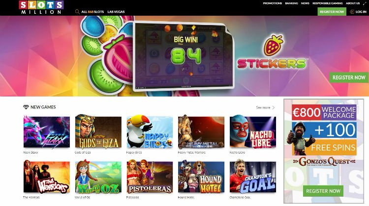 Online Casino in – 43033