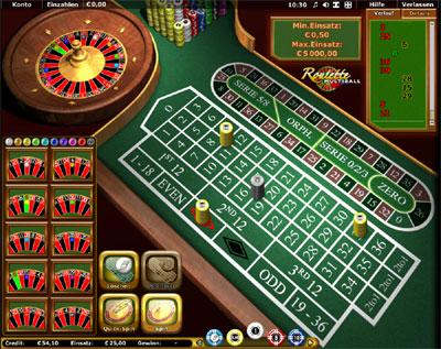 Roulett Gewinn – 85162