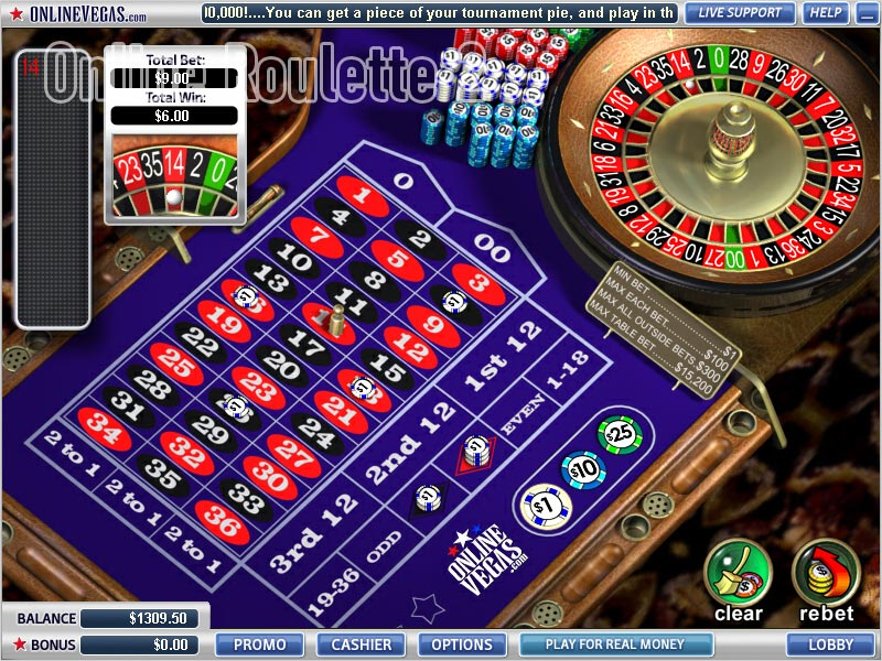 Roulette online Multiplayer – 57471