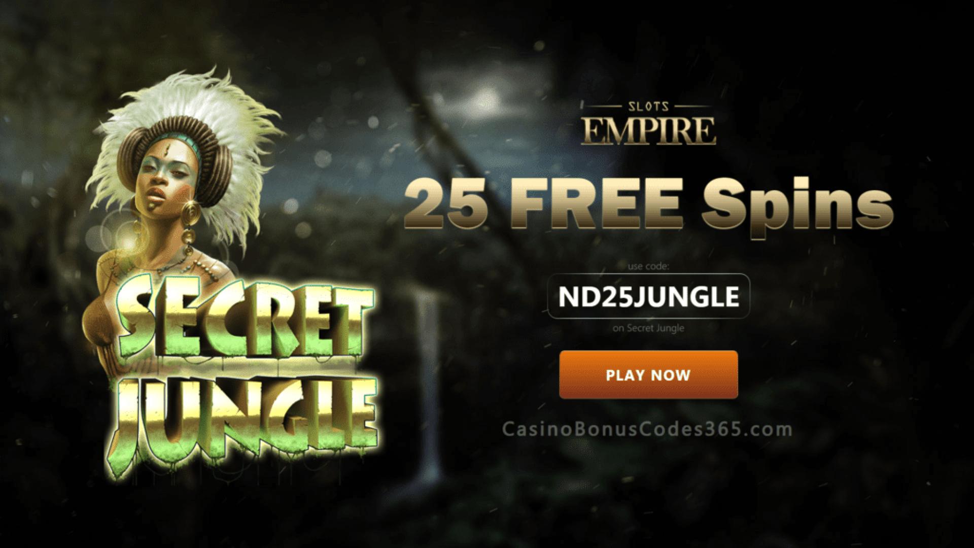 Secret Casino Bonus – 74218