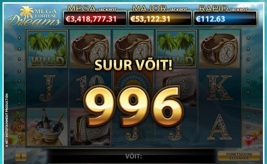 Slots Angebot ist – 28003