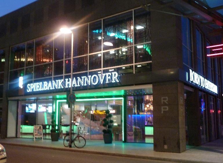 Spielbank Automaten – 89820