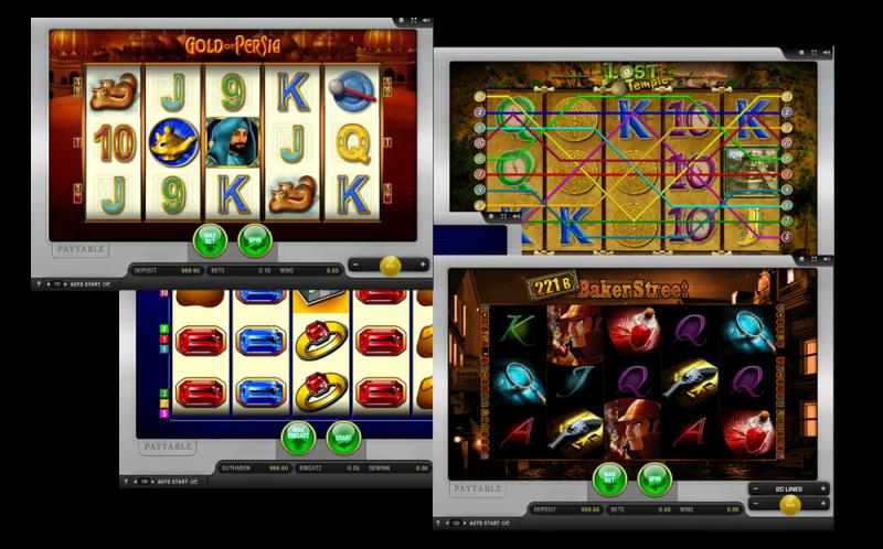 Spielhallen Ausschüttungen Blueprint – 61689
