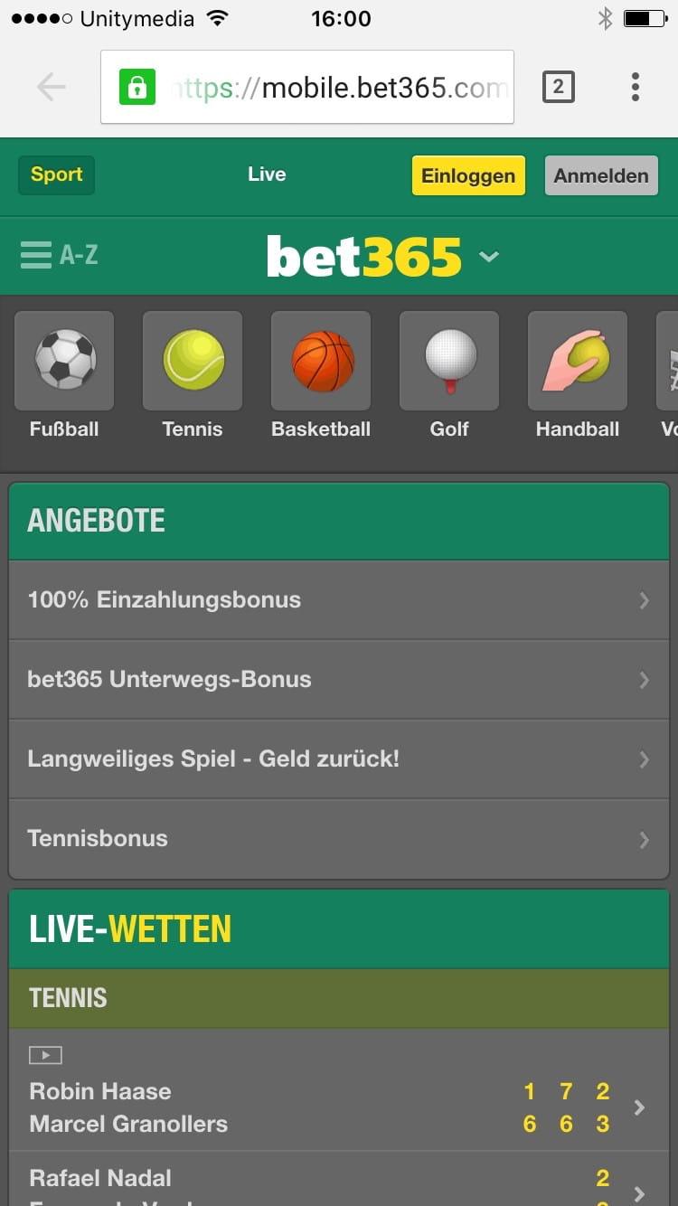 Sportwetten app – 40809